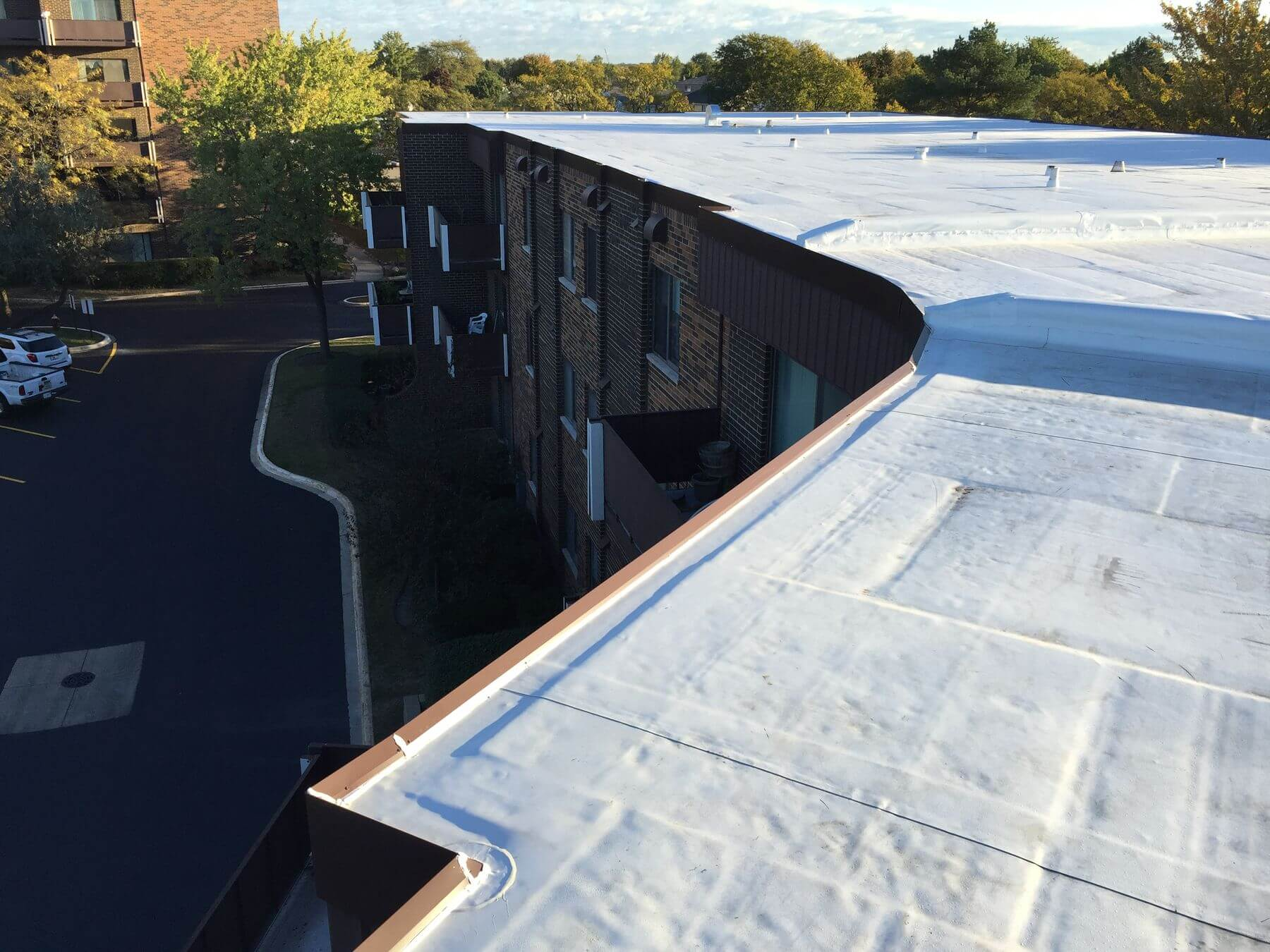 Tpo Roofing Systems Dynamic Exteriors Inc